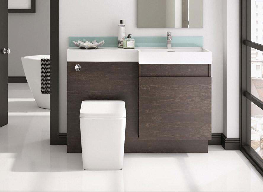 Combined WC Vanity